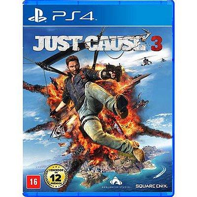 Just Cause 3 PS4 - Usado