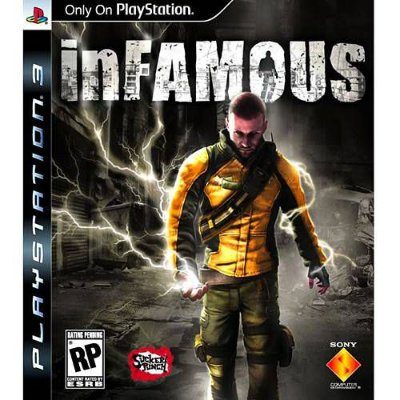 inFamous PS3 - Usado