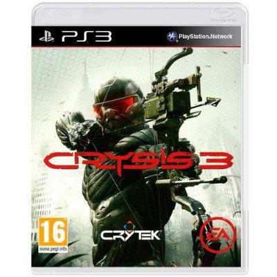 Crysis 3 PS3 - Usado