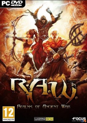RAW . REALMS OF ANCIENT WAR - DVD - PC