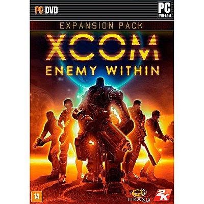 XCom Enemy Within PC