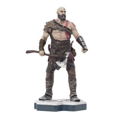 Estatua God Of War Kratos Totaku Collection - 07