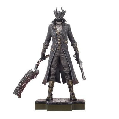 Estatua Bloodborne The Hunter Totaku Collection - 05