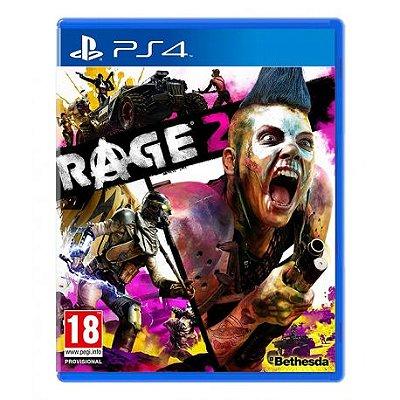 Rage 2 - PS4 | PRÉ-VENDA