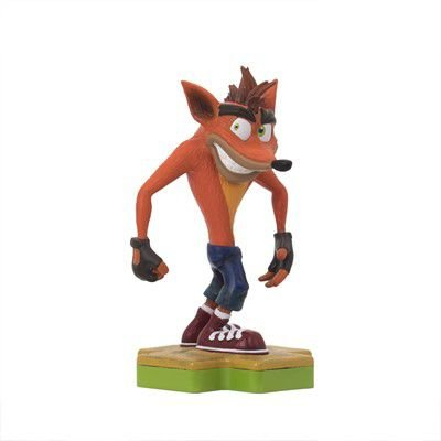 Estatua Crash Bandicoot Totaku Collection - 03