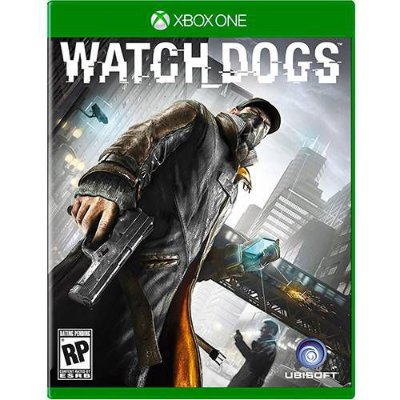 Watch Dogs Xbox One - Usado