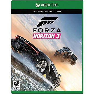 Forza Horizon 3 Xbox One - Usado