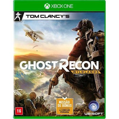 Tom Clancy's Ghost Recon Wildlands Xbox One - Usado