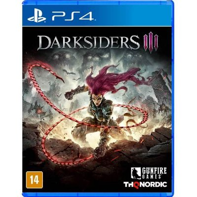 DARKSIDERS 3 PS4 - Usado