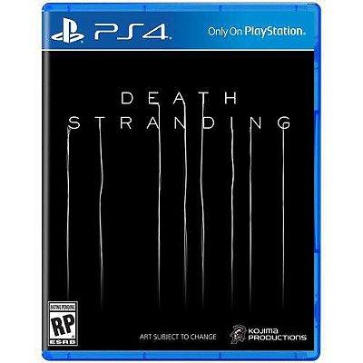 Death Stranding - PS4 | Pré-venda