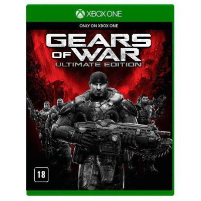 Gears Of War Ultimate Edition Xbox One - Usado
