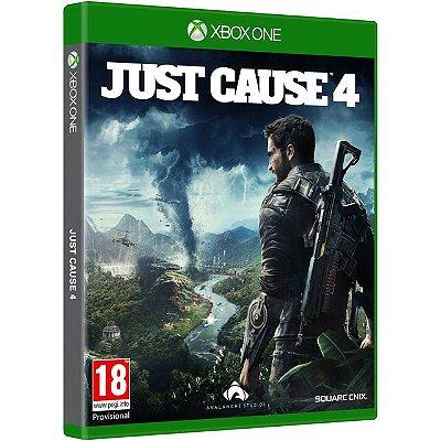 Just Cause 4 Edição Day One Xbox One - Usado