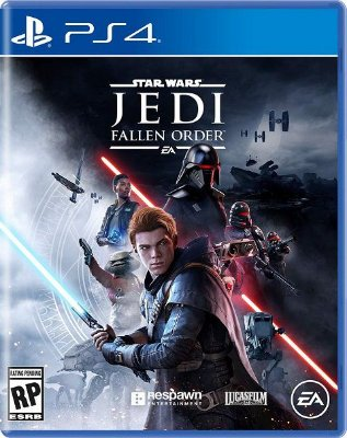 Star Wars Jedi Fallen Order - PS4 |Pré-Venda