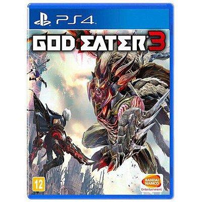 God Eater 3 PS4 - Usado