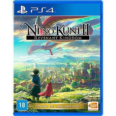 Ni no Kuni II Revenant Kingdom PS4 - Usado