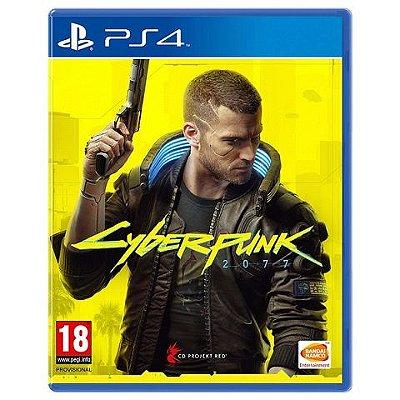 Cyberpunk 2077 - PS4 | Pré-venda