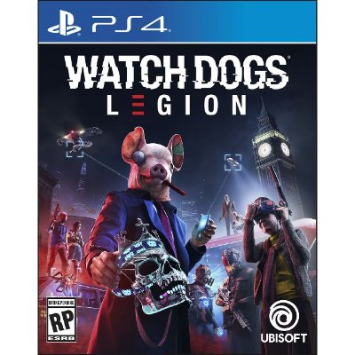 Watch Dogs Legion - PS4 | Pré-venda