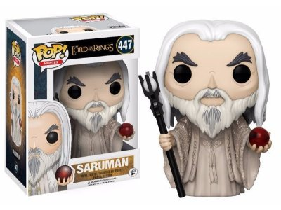 FUNKO POP MOVIES LORD OF THE RINGS SARUMAN - 447