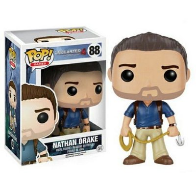 Funko Pop Games Nathan Drake 88