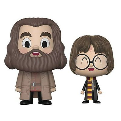 Funko Vynl Harry Potter & Rubeus Hagrid