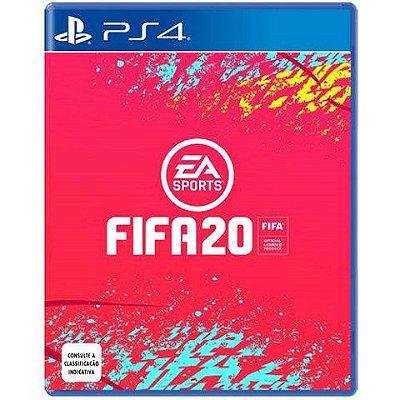 FIFA 20 - PS4 | Pré-venda