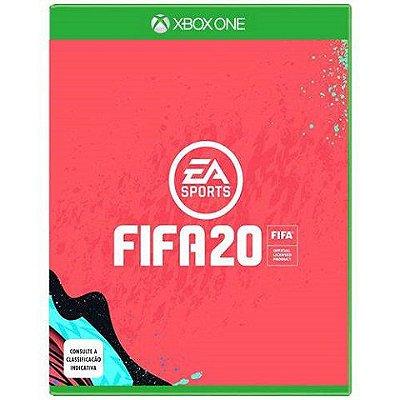 FIFA 20 - Xbox One | Pré-venda