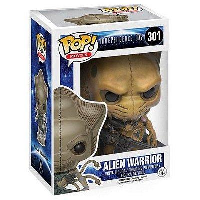 Funko Pop Movies Independence Day Alien Warrior - 301