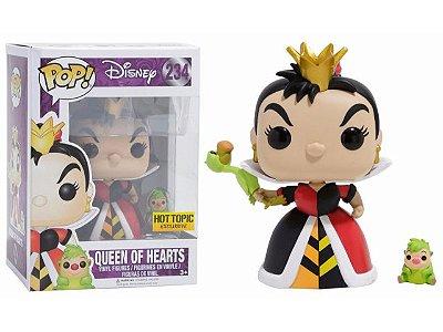 Funko Pop Disney Queen Of Hearts - 234