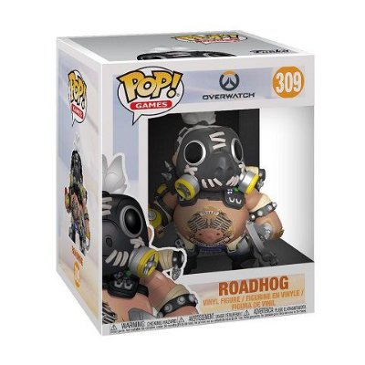 Funko Pop Games Overwatch Roadhog - 309