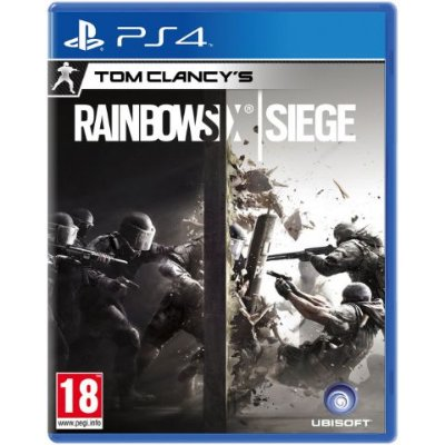 Tom Clancy´s Rainbow Six Siege - PS4