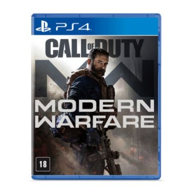 Call Of Duty Modern Warfare - PS4 | Pré-venda