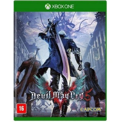 Devil May Cry 5 Xbox One - Usado