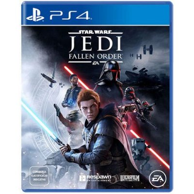 Star Wars Jedi: Fallen Order PS4 - Usado
