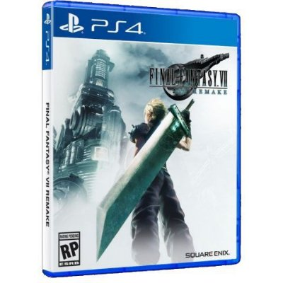 Final Fantasy VII Remake - PS4 | Pré-venda