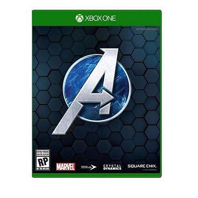 Marvel's Avangers - Xbox One | Pré-venda