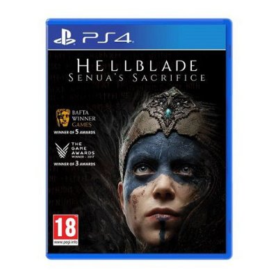 Hellblade Senua´s Sacrifice PS4 - Usado