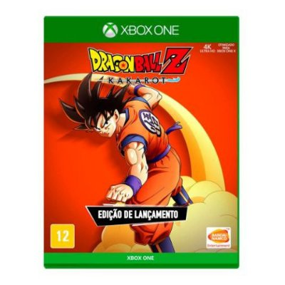 Dragon Ball Z Kakarot Xbox One - Usado