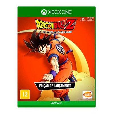 Dragon Ball Z Kakarot Xbox One - Usado