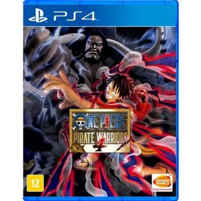 One Piece Pirate Warriors 4  - PS4