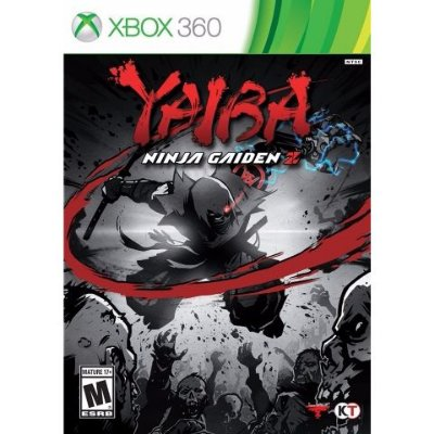 Yaiba Ninja Gaiden Z - Xbox 360 - Usado