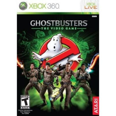 Ghostbuster The Video Game - Xbox 360
