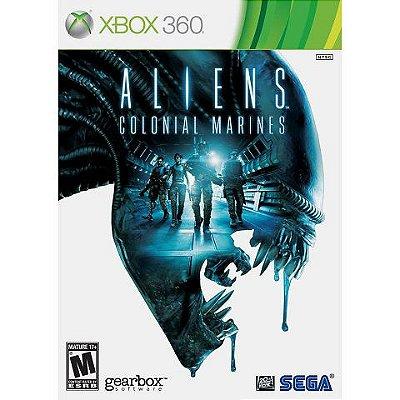 Aliens Colonial Marines - Xbox 360 - Usado