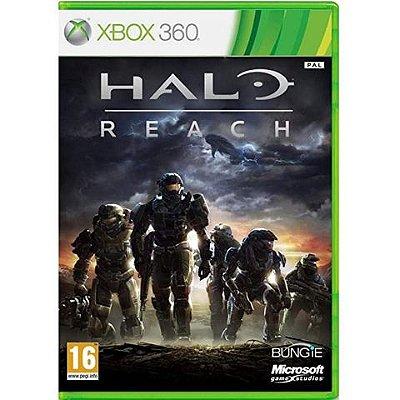 Halo Reach - Xbox 360 - Usado
