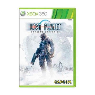 Lost Planet Extreme Condition - Xbox 360 - Usado
