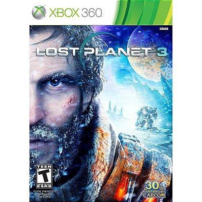 Lost Planet 3 - Xbox 360 - Usado