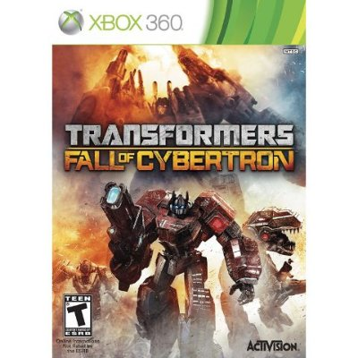 Transformers Fall Of Cybertron - Xbox 360