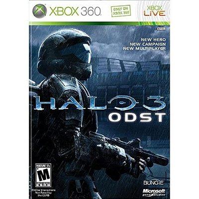 Halo 3 ODST - Xbox 360 - Usado