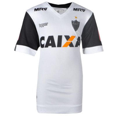 Camisa Atlético Jogo II Juvenil 2017 Topper