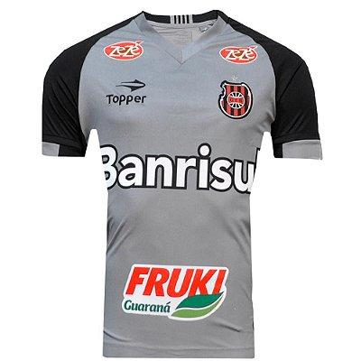 Camisa Brasil de Pelotas Goleiro 2016 Topper