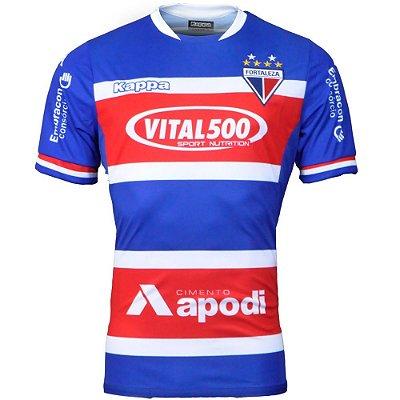 Camisa Fortaleza Jogo I  2016 Kappa
